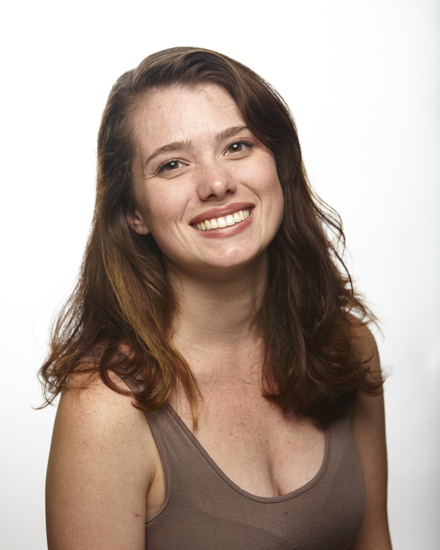 Cassandra Corrado Headshot