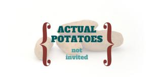 potato sexuality education